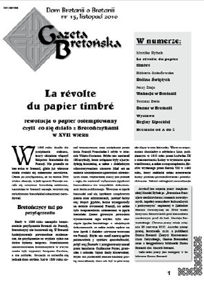 Gazeta Bretońska nr 15