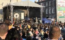 """Scena Festiwalu Muzyki Celtyckiej """"Zamek"""""""
