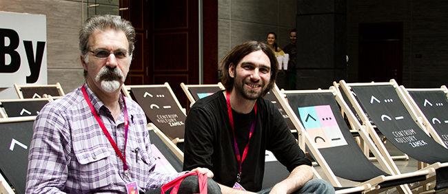 Ben Mandelson i Alex Walter