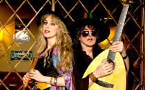 Ritchie Blackmore i Candice Night