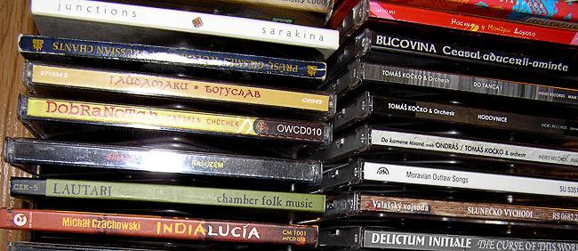 Folkowe płyty