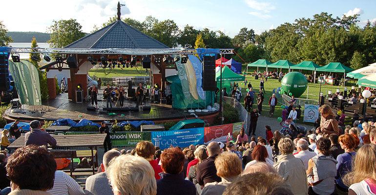 Festiwal Piosenki Żeglarskiej Charzykowy 2012