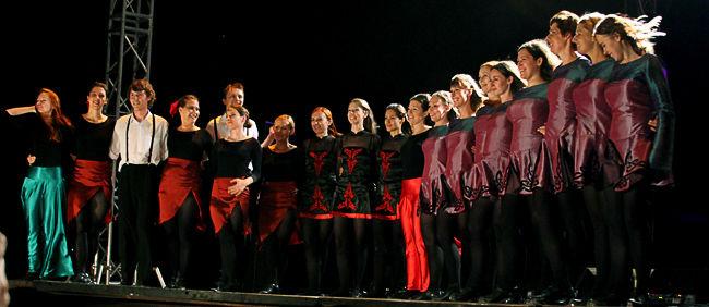 IX Festiwal Muzyki Celtyckiej Zamek