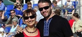 Basia i Mirek Samosiuk