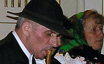 Grigore Lese z zespołem IZA