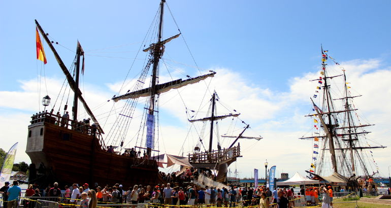 The Tall Ship Celebration 2020 w Bay City