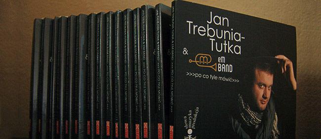 Płyty Jana Trebuni-Tutki i Em Bandu