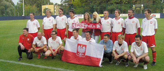 Mecz pisarzy Polska Włochy