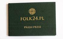 Legitymacja prasowa Folk25