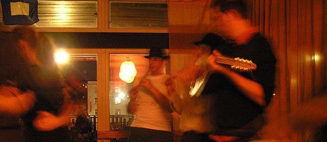 Madziarzy do tańca