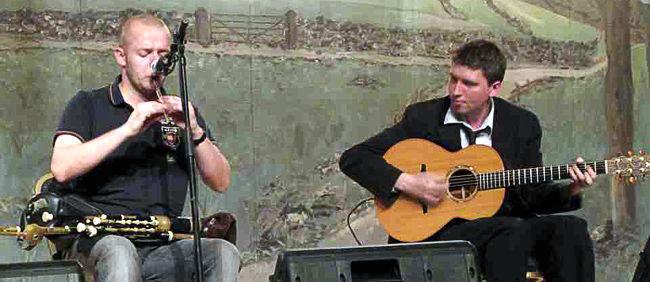 Martin McCormack i Maurice Egan