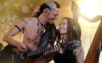 Steve i Jenny Evans-van der Harten