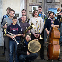 Orkiestra Klezmerska Teatru Sejneńskiego