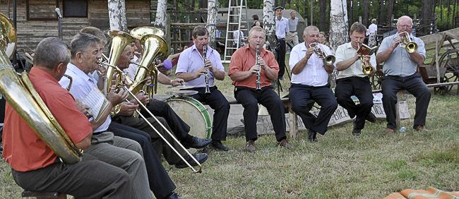 Orkiestra dęta z Zdziłowic