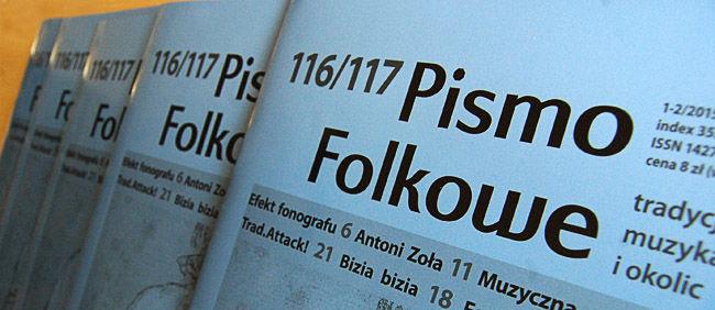 Pismo Folkowe 116/117