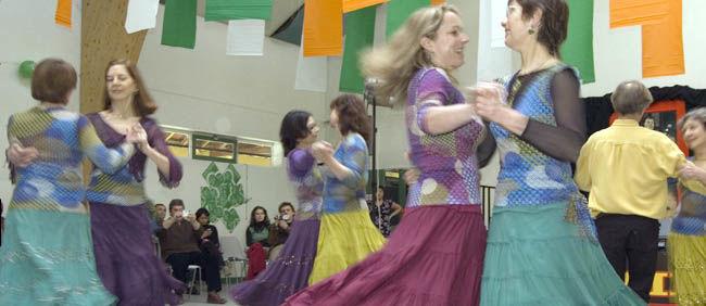 Bal Folk w Château-Thierry