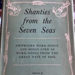 """Shanties from The Seven Seas"" Stana Hugilla"