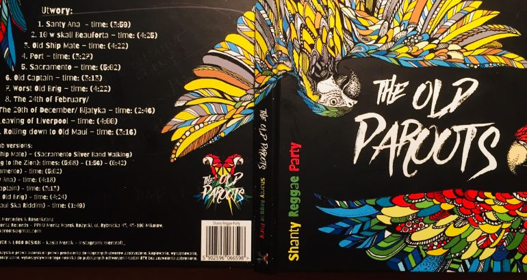 """Shanty Reggae Party"" The Old Paroots"