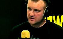 Maciej Szajkowski w Folk Off-ie