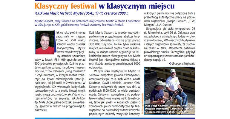 Szantymaniak 2/2008