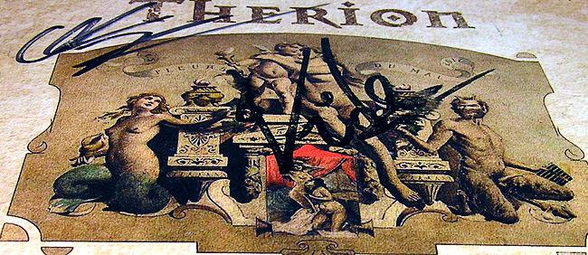 Therion nowa płyta