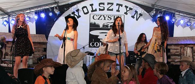 """III Festiwal """"Czyste Country"""" w Wolsztynie"""