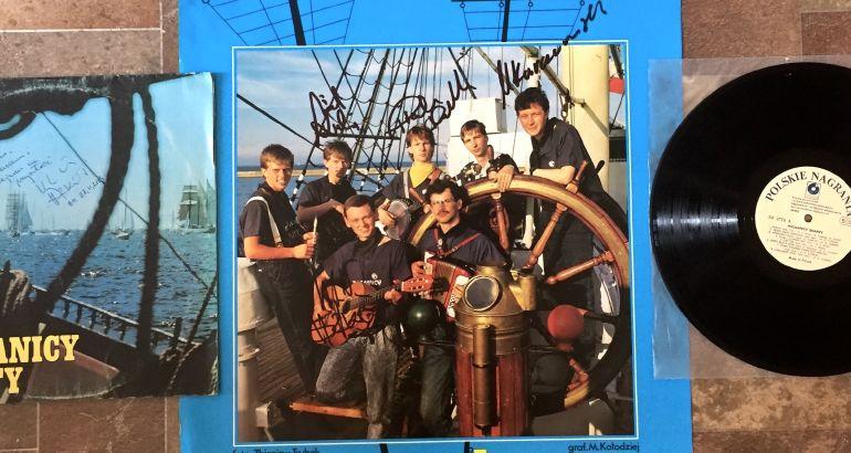 Mechanicy Shanty plakat i LP