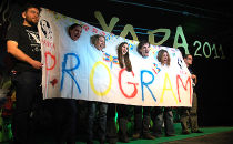 Wolontariusze festiwalu YAPA 2011