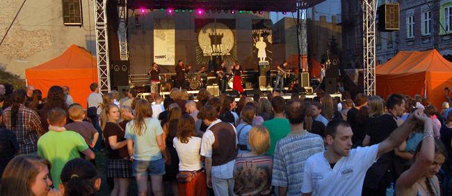 """11 Festiwal Muzyki Celtyckiej """"Zamek"""""""