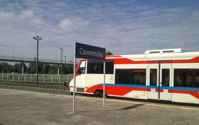 Pociąg festiwalowy do Czeremchy